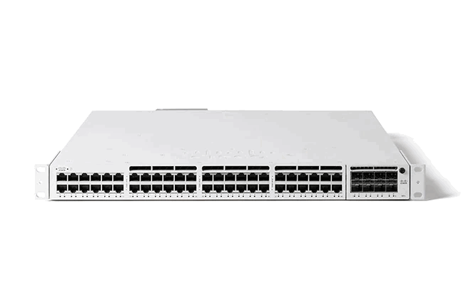 MS390 is the most powerful access switch in the Meraki portfolio