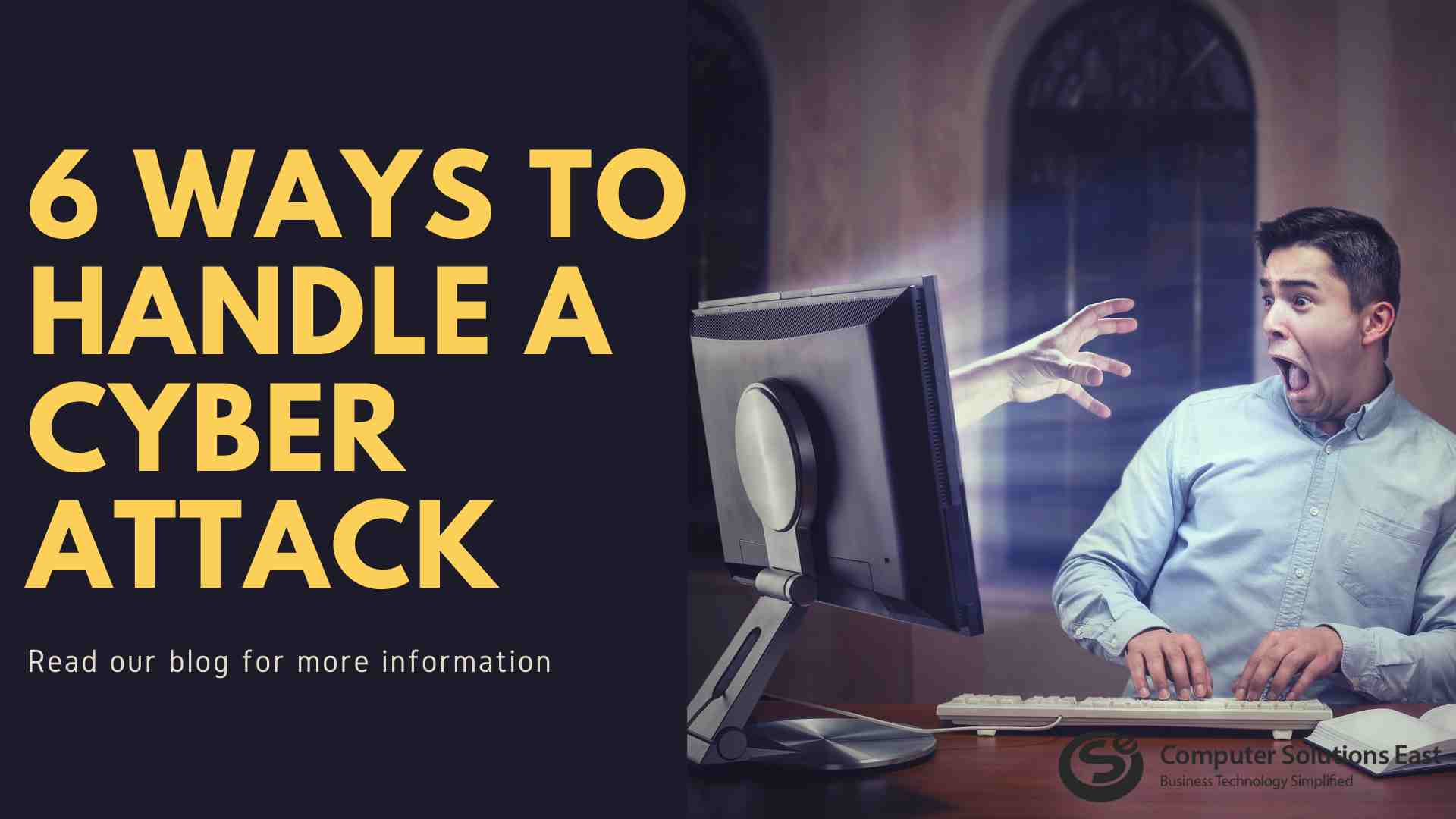 How to Handle a Cyber Attack