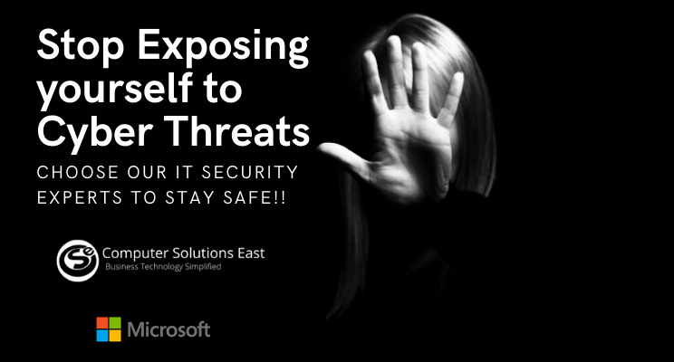 Stop Exposting Yourself to Cyber Threats - CSE