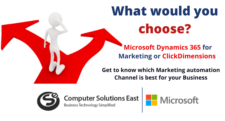 Microsoft Dynamics 365 for Marketing vs. ClickDimensions