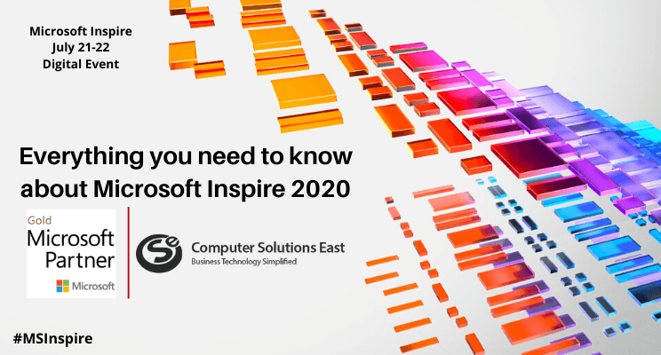 Everything you need to know about the Upcoming Mega Event – Microsoft Inspire 2020