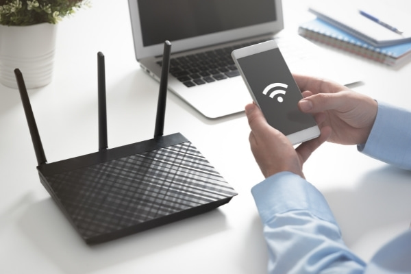 Wireless network problems and solutions - CSE