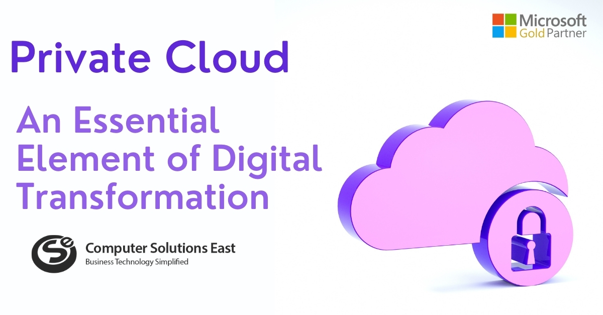 How Private Cloud Can Be an Essential Element of Digital Transformation?