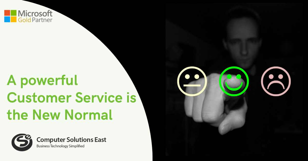 Stronger Customer Service is the New Normal