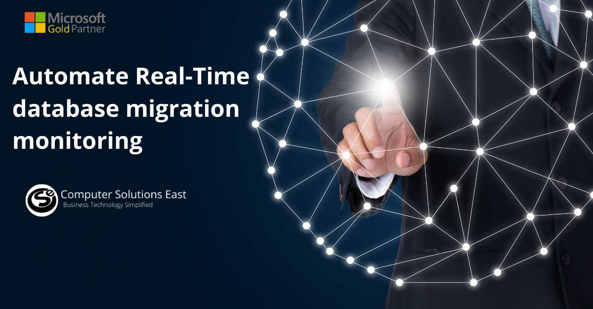 Automating Real-Time database migration monitoring with Microsoft Azure
