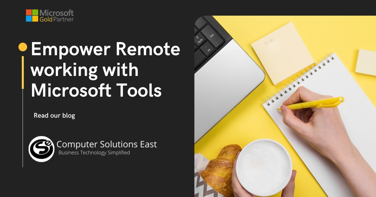 Adapting Microsoft Tools to Empower Remote Employees Work Securely
