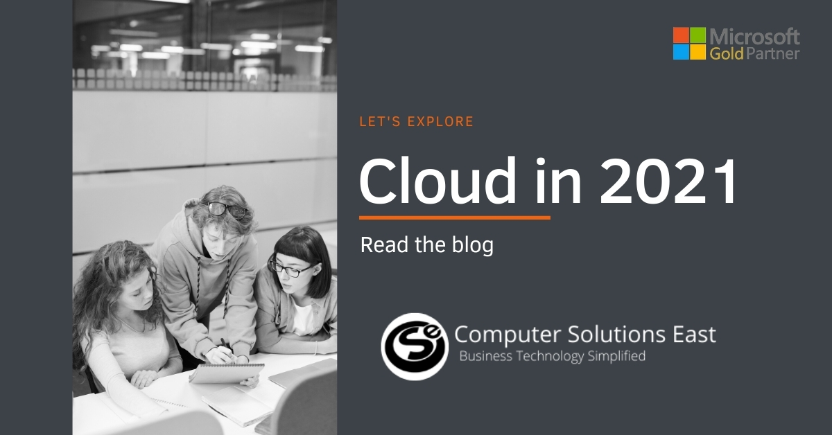 Cloud in 2021: Prepare for Edge, Automation, and Industry-Specific Clouds