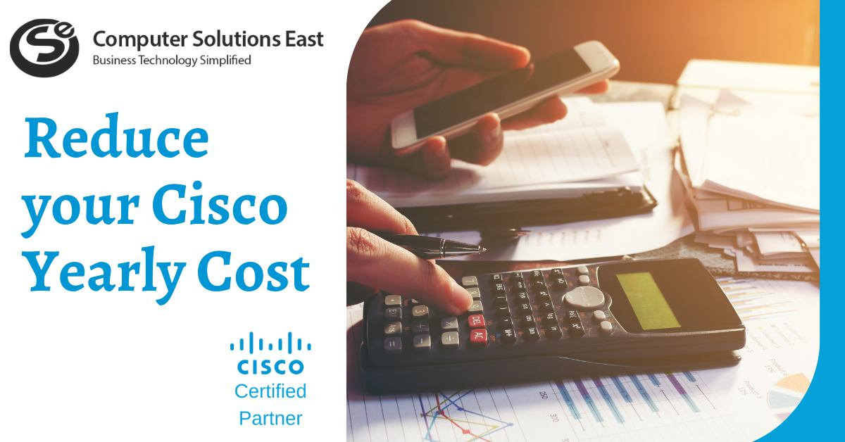 8 ways to reduce your Cisco Yearly Cost