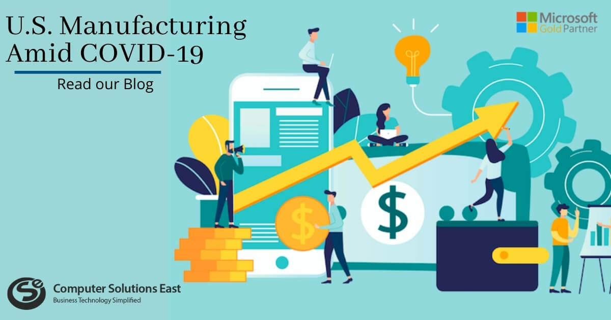 How Manufacturing Businesses in the U.S can ensure Stronger Response to Covid-19?