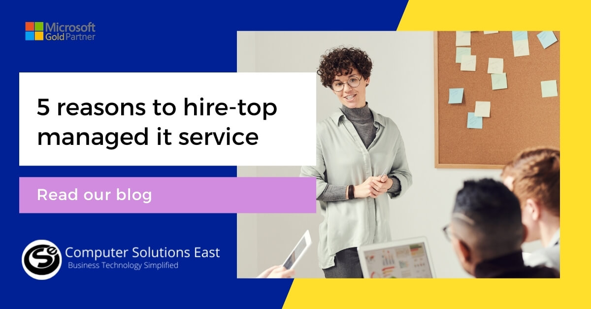 How to ensure hiring top managed IT service in USA?
