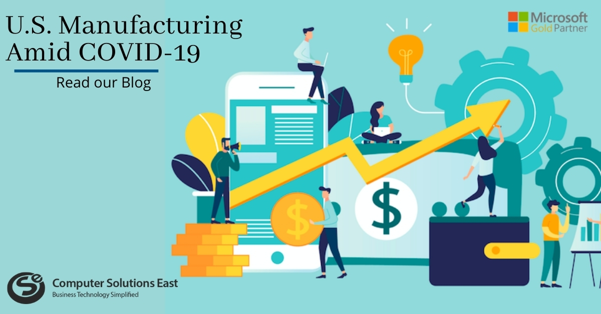 Examining the state of U.S. manufacturing amid COVID-19