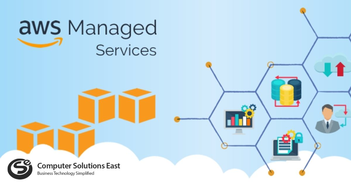 AWS Managed Services – Infrastructure Operations Management for the Enterprise