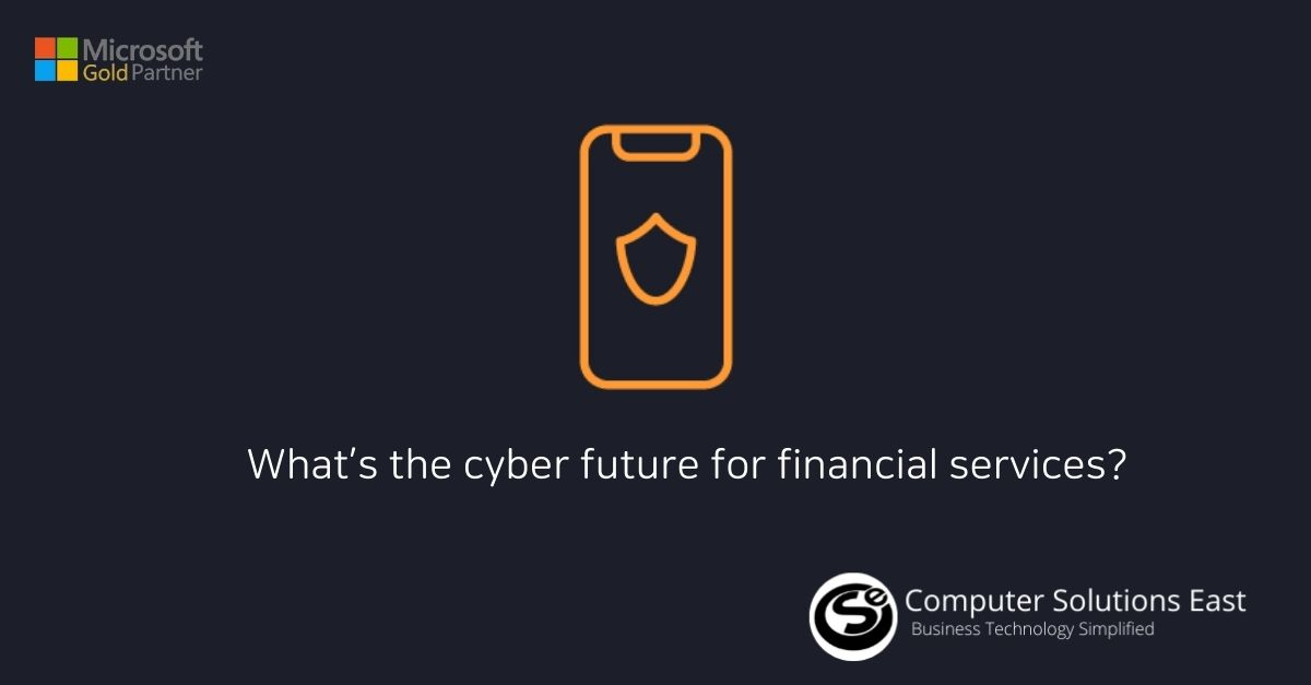 What's the Cyber Future for Financial Services?
