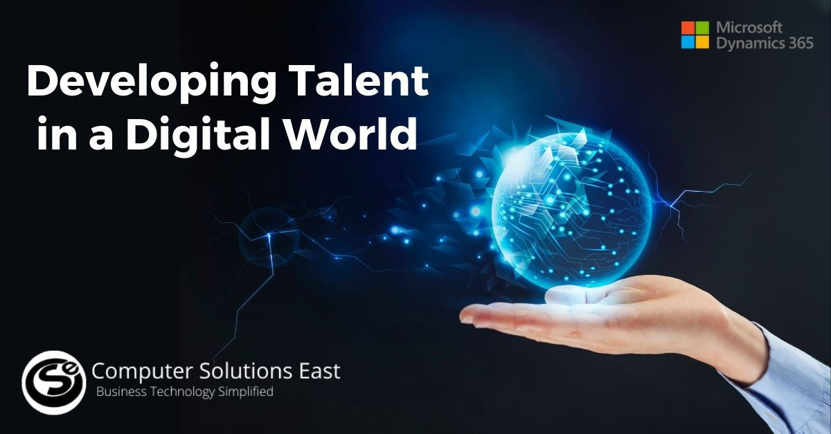 Continuous Learning for Developing Talent in a Digital World