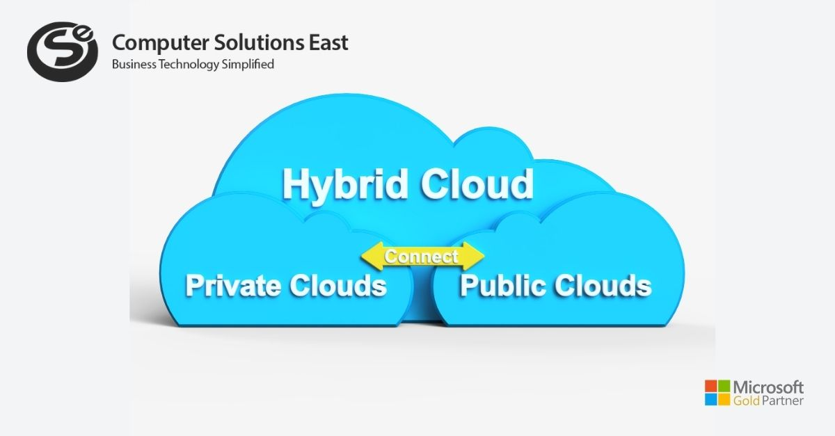 Data Security: Building for Today's Hybrid Cloud World