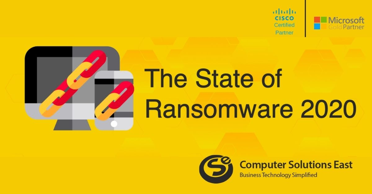 The Ransomware 2020 Attack Trends affecting organizations globally