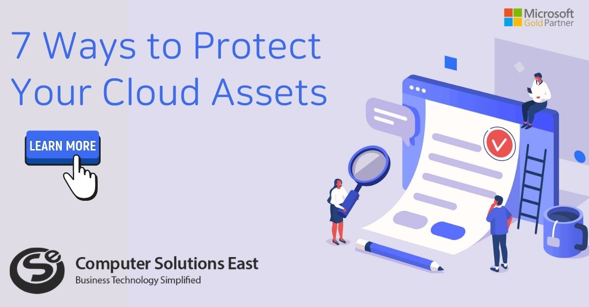 7 Ways to Protect Your Cloud Assets