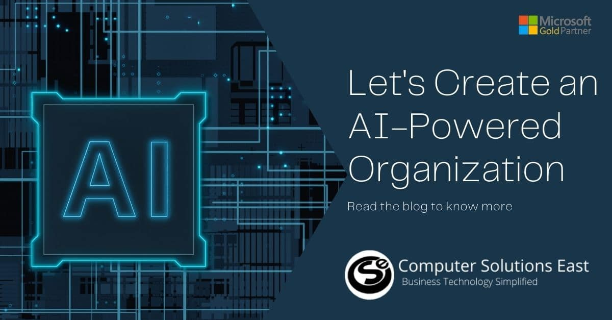 How to Successfully Integrate AI within the Organization