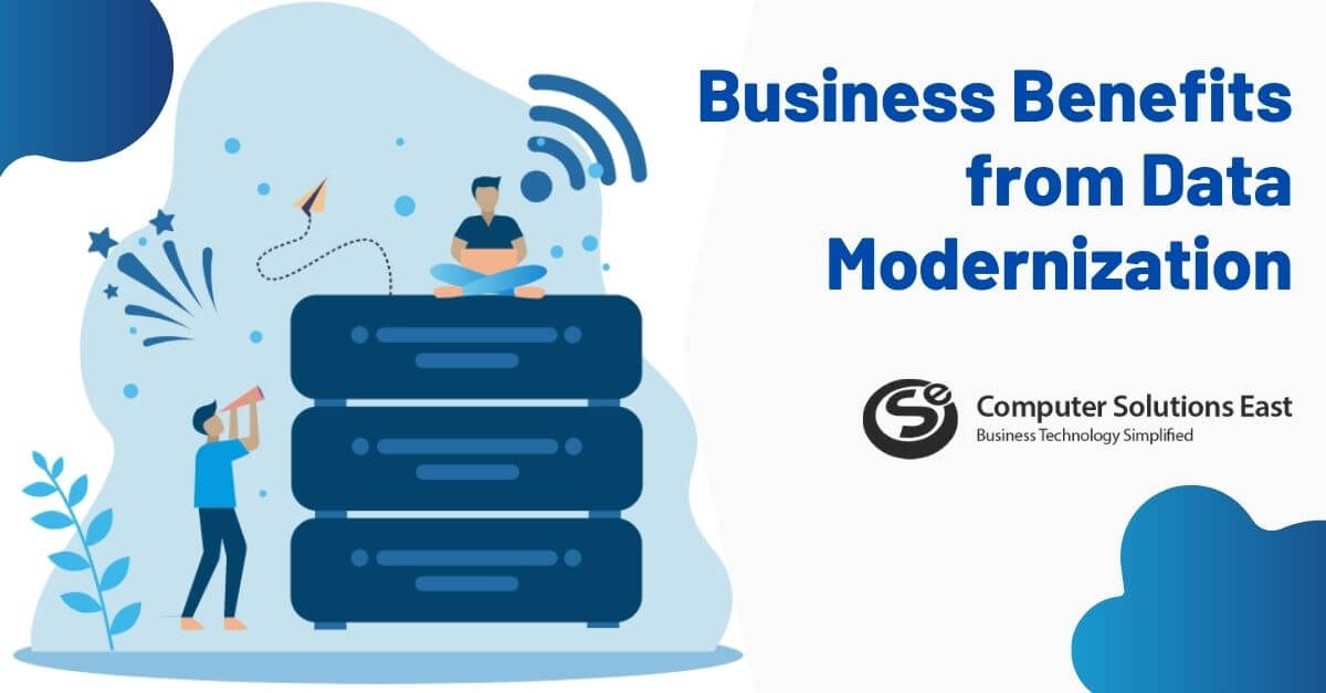 Data Modernization advantages that every enterprise can leverage for optimized results