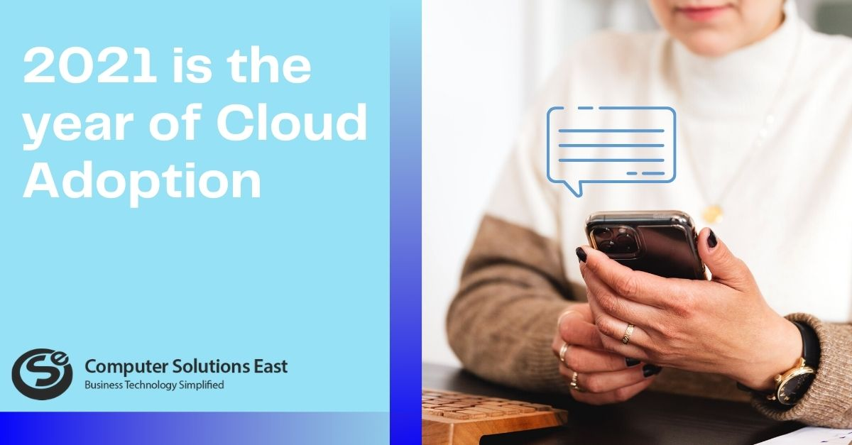 2021: The year where cloud adoption is set to take center stage in evolving markets