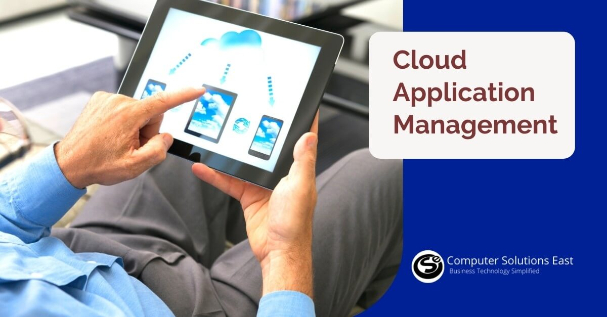 Cloud Applications are critical to your business. Here's why!