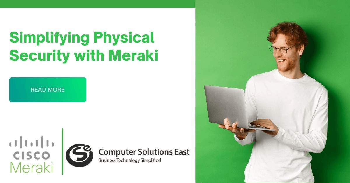 Simplifying Physical Security with Meraki and Openpath