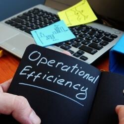 IMPROVING OPERATIONAL EFFICIENCY