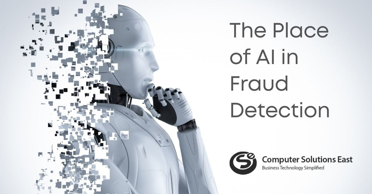 The Place of AI in Fraud Detection