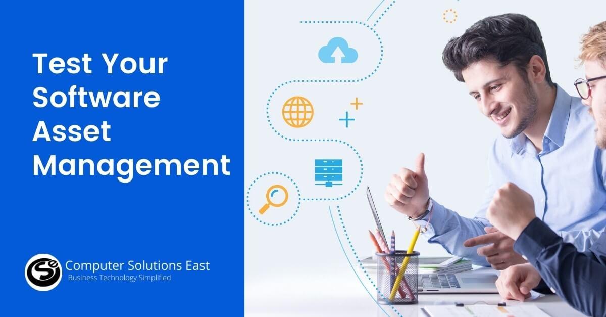 Test Your Software Asset Management: Request a Vendor Audit