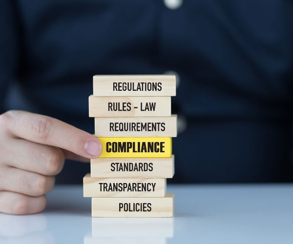 Compliance Support & Audit