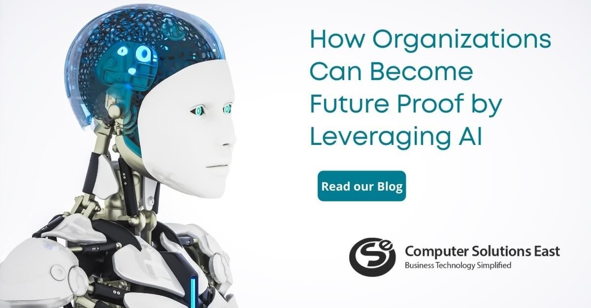 How Organizations Can Become Future Proof by Leveraging AI