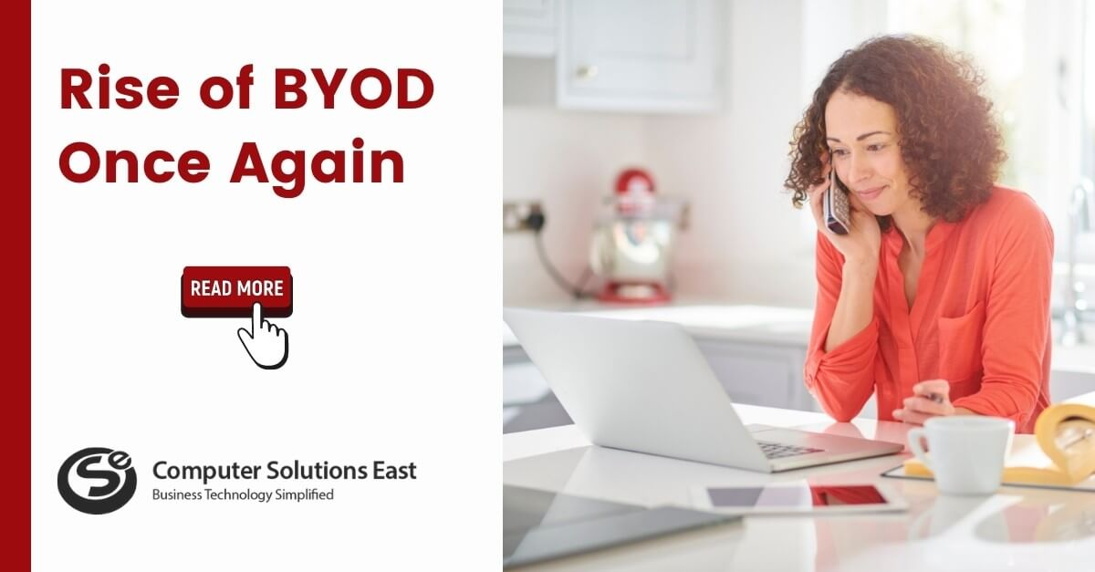 Rise of BYOD Once Again