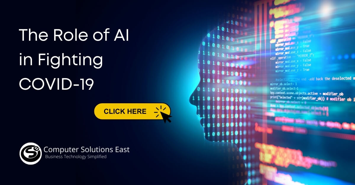 The Role of AI in Fighting COVID-19