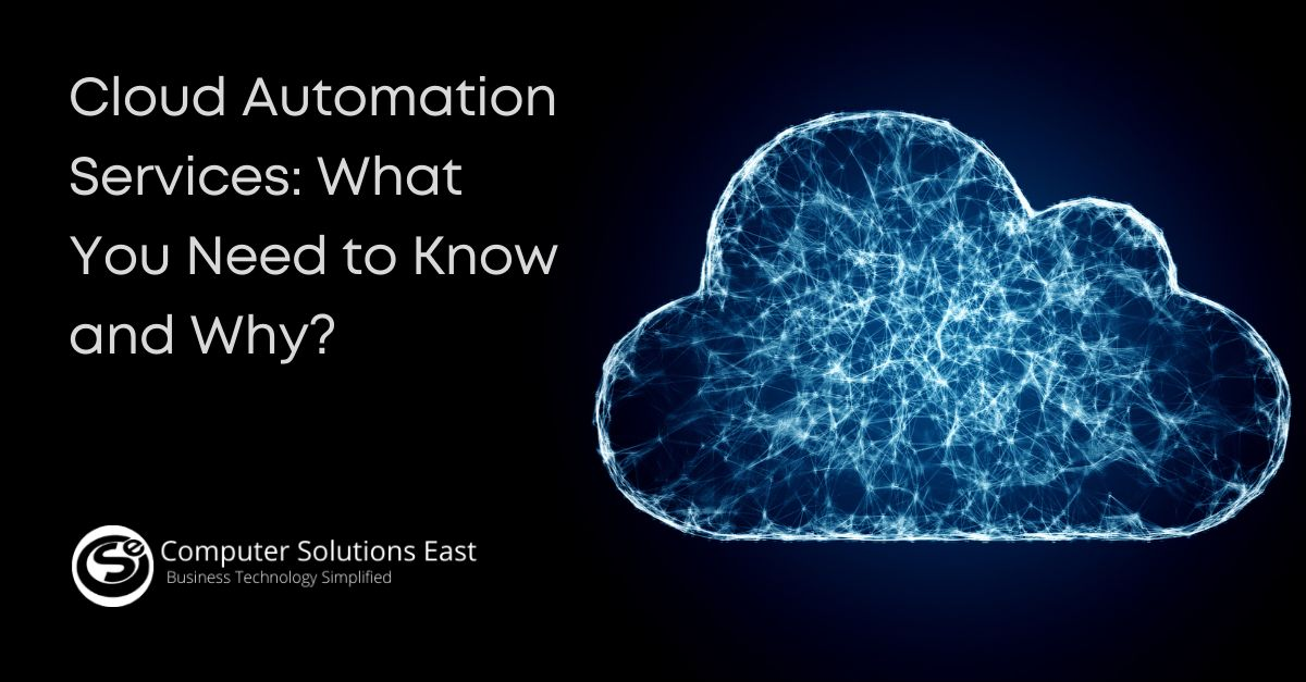 Cloud Automation Services: What You Need to Know and Why?