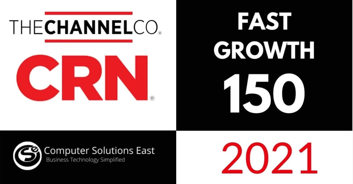 CSE features in the list of CRN 2021 fast growth 150 company