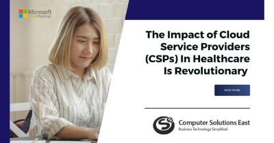 The Impact of Cloud Service Providers (CSPs) In Healthcare Is Revolutionary