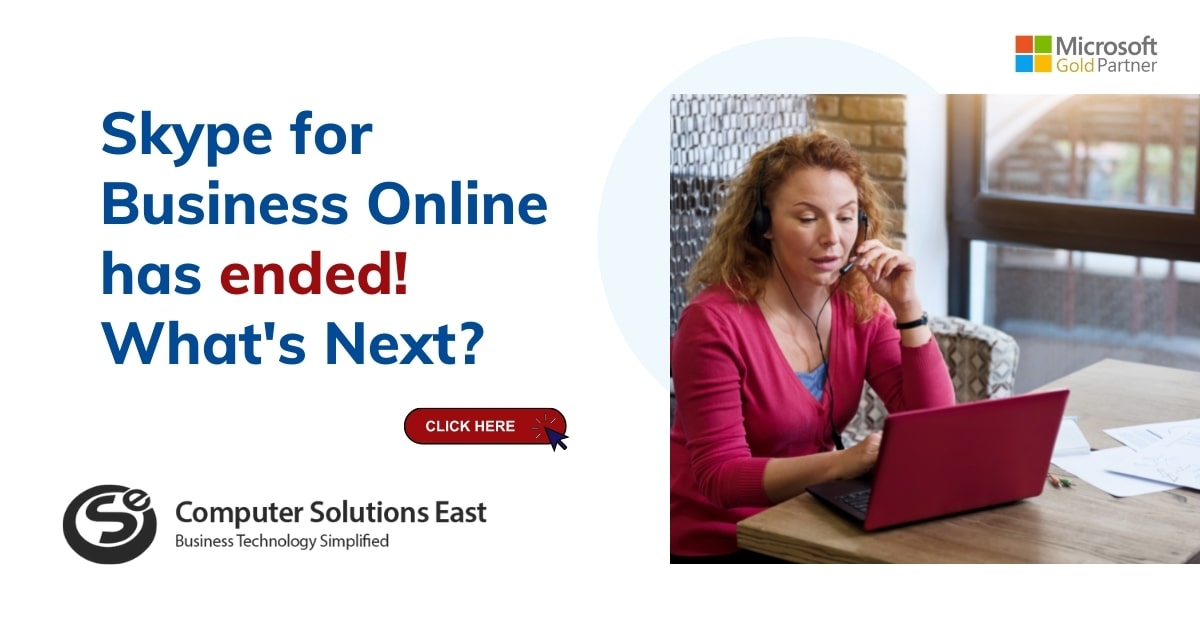 Skype for Business Online has ended! What's Next?
