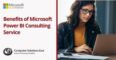 5 Benefits to consider before choosing a Microsoft Power BI Consulting Service